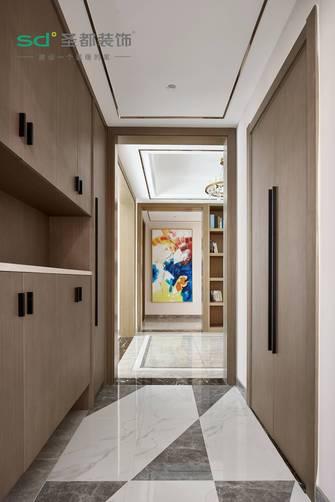130平米三轻奢风格走廊欣赏图