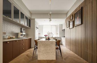 15-20万120平米三室两厅法式风格餐厅设计图