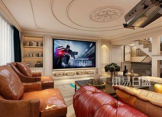 20万以上140平米别墅轻奢风格影音室装修案例