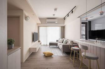 经济型90平米三室两厅日式风格餐厅设计图
