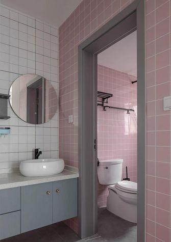 3-5万110平米三室两厅混搭风格卫生间装修效果图