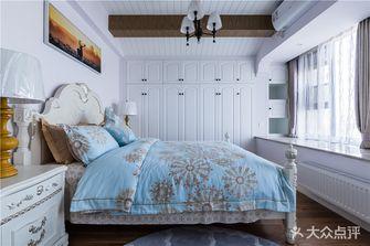 经济型80平米美式风格卧室欣赏图
