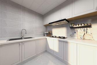 140平米三室一厅混搭风格厨房装修效果图