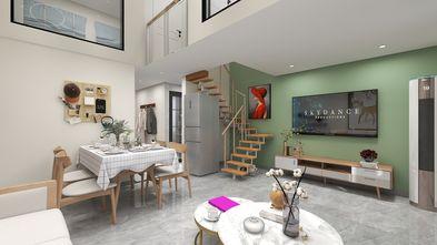 经济型60平米复式北欧风格客厅图片