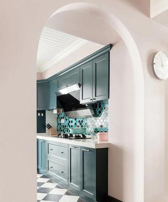 140平米三室两厅法式风格厨房效果图