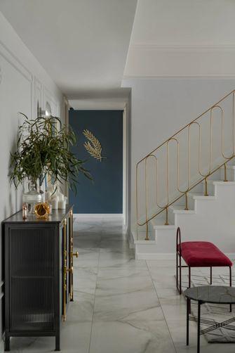 140平米复式轻奢风格走廊效果图