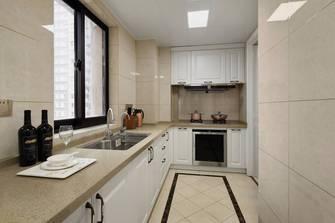 20万以上130平米四美式风格厨房欣赏图