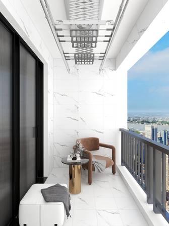 10-15万130平米三室两厅法式风格阳光房装修案例