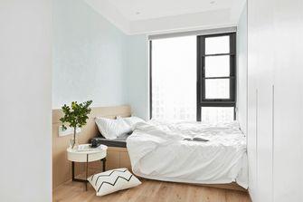 富裕型90平米三室三厅北欧风格卧室装修效果图