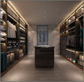 豪华型140平米现代简约风格衣帽间设计图