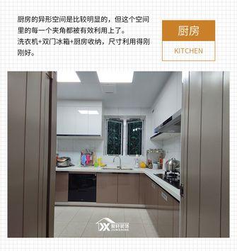 15-20万100平米三室两厅现代简约风格厨房图片