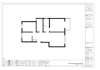 90平米田园风格客厅设计图