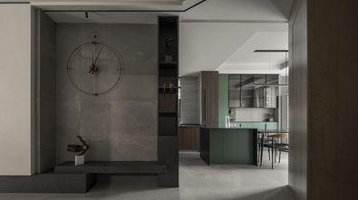 豪华型140平米三室三厅工业风风格餐厅欣赏图