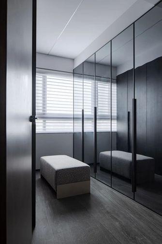 10-15万90平米三室两厅现代简约风格衣帽间欣赏图