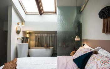 3-5万40平米小户型混搭风格卧室装修图片大全