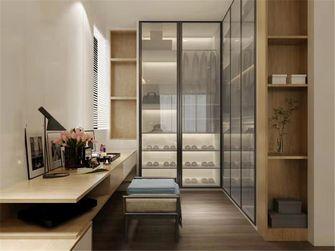 140平米四现代简约风格储藏室欣赏图