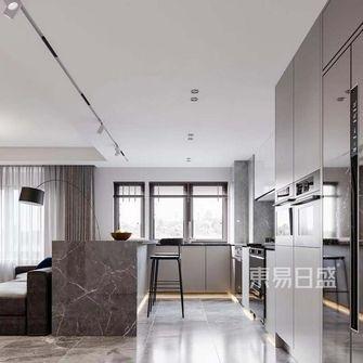 20万以上140平米四现代简约风格厨房装修图片大全