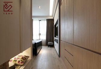 10-15万110平米三室两厅现代简约风格走廊效果图