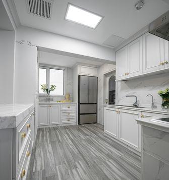经济型130平米三室两厅法式风格厨房装修案例