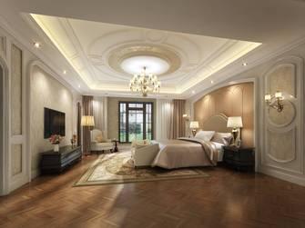 20万以上140平米别墅新古典风格卧室装修效果图