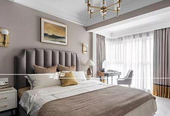 10-15万130平米三室两厅美式风格卧室图片大全