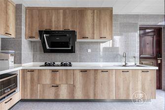 10-15万80平米三室两厅北欧风格厨房装修图片大全