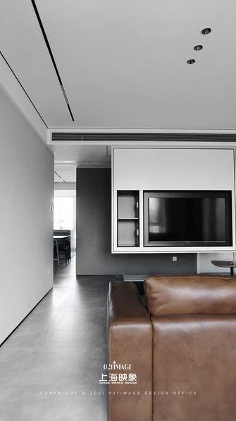 15-20万130平米三室两厅现代简约风格客厅欣赏图