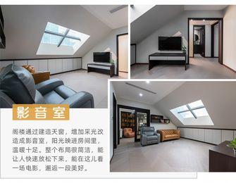 20万以上140平米复式轻奢风格阁楼设计图