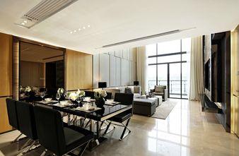20万以上140平米四室一厅现代简约风格客厅欣赏图