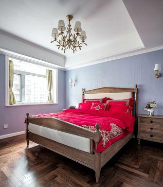 5-10万130平米三室两厅美式风格卧室图片