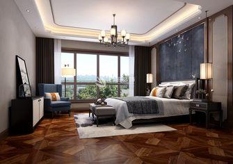 20万以上140平米复式新古典风格卧室图