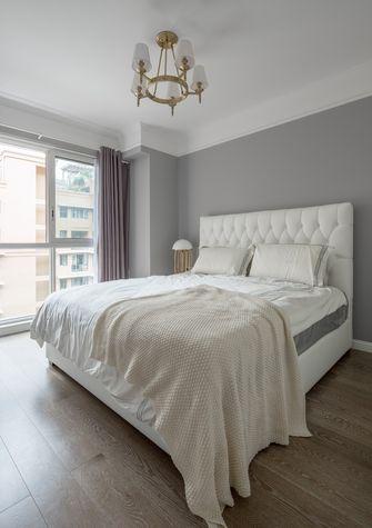 富裕型130平米四轻奢风格卧室装修案例