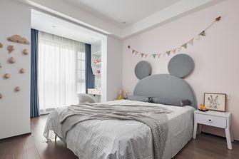 富裕型90平米三室三厅现代简约风格青少年房装修案例