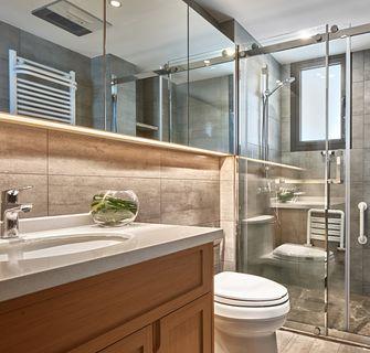 15-20万130平米三室两厅中式风格卫生间装修效果图
