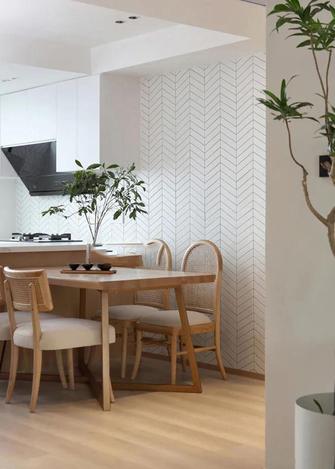 110平米四室两厅日式风格餐厅装修案例