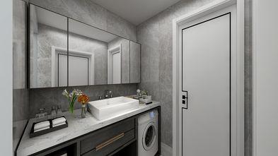 10-15万90平米三室一厅中式风格卫生间装修案例