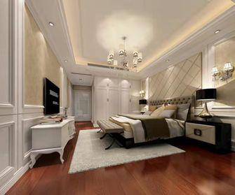 5-10万110平米三欧式风格卧室设计图