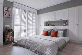 豪华型90平米田园风格卧室设计图