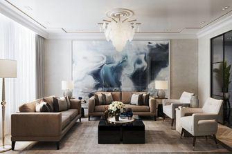 15-20万130平米四混搭风格客厅设计图