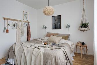5-10万60平米一室两厅现代简约风格卧室图片