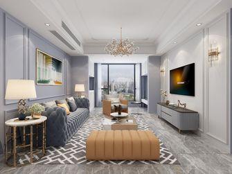 经济型120平米三室两厅混搭风格客厅欣赏图