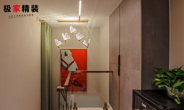 120平米混搭风格楼梯间装修效果图