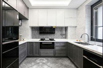 豪华型140平米三室两厅中式风格厨房装修效果图
