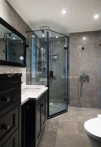 140平米复式中式风格卫生间装修图片大全