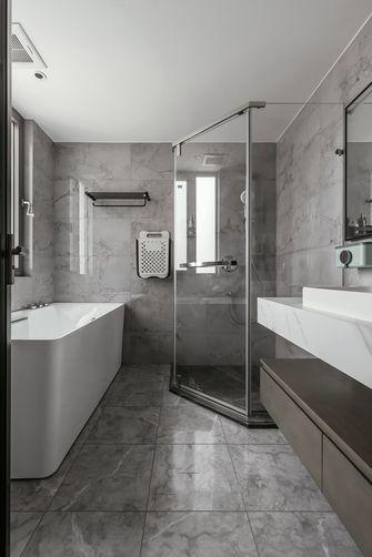 豪华型140平米现代简约风格卫生间装修案例