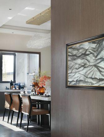 20万以上140平米新古典风格餐厅装修案例