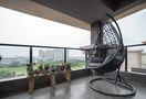 豪华型140平米四室两厅中式风格阳台欣赏图