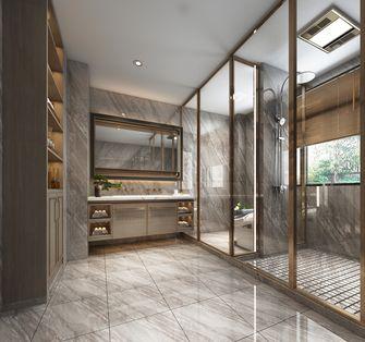 豪华型140平米复式美式风格卫生间装修图片大全