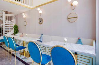 90平米复式公装风格餐厅图片大全
