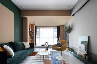 50平米小户型混搭风格其他区域欣赏图
